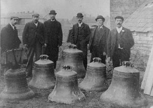 Removal of the bells